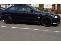 RARE BMW E36 MSPORT BLUE LEATHER INTERIOR 316 325 320 328 328i 323 e46 e30 e92 drift track race toy