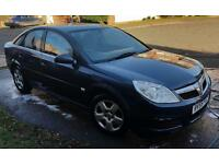 Vauxhall vectra exclusiv 1.9 cdti