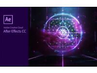 ADOBE PHOTOSHOP, INDESIGN, ILLUSTRATOR, AFTER EFFECTS CC 2018,etc...