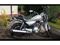 2015 Yamaha 125cc Custom