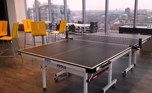 JOOLA DRIVE TENNIS TABLES. FREE DELIVERY AND SET UP