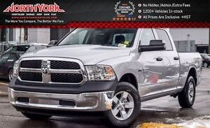 2017 Ram 1500 NEW Car SXT|4x4|Crew w/6.3Box|Tow Pkg|Class4Hitch|