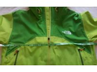 The North Face Gore-Tex Waterproof Jacket Mens Medium Green Excellent Condition