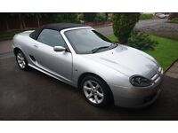 Get ready for summer !!! MG TF 135 1.8 (2003) for sale. 30,000 genuine miles.