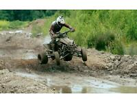 Quadmania South wales. Junior quad track open every weekend