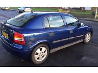 Vauxhall Astra 1.8 Automatic 5 door Elegance