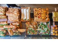 Chandos Deli, Bristol, is looking for a Pop-Up Cafe Manager