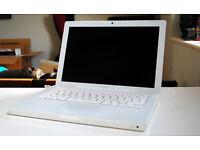 "Broken White Macbook 13"" 2006 A1181 2GB RAM Spares Screen Keyboard"