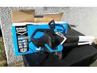 Garden blower/vac MacAllister MPVP3000
