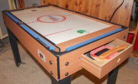 4 in 1 BCE Multi use games table