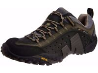 Merrell Intercept, Men's Low Rise Hiking Shoes BNIB Size 7