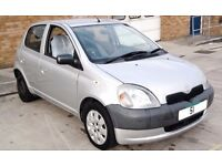 Cheap 51 Plate Yaris 5 Door Long Mot 1Litre Low Insurance Good Mpg (like corsa micra fiesta astra)