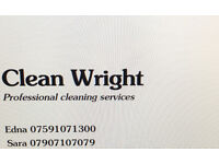 Clean Wright (professional cleaning services)