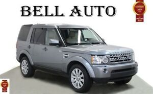 2012 Land Rover LR4 LUXURY PKG 7 PASSENGER NAVIGATION PANO SUNRO