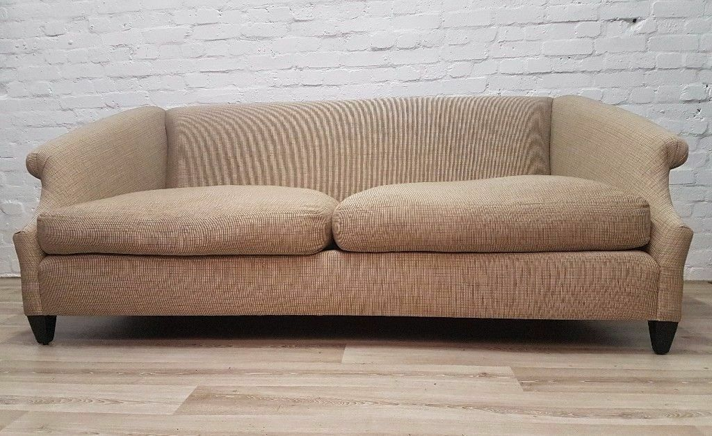 Andrew Martin Three Seater Sofa (DELIVERY AVAILABLE)