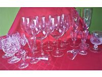 Selection 24 Drinking Glasses