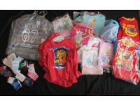 Job lot Brand New Kids Clothing 32 items