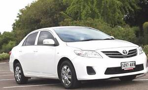 2011 TOYOTA COROLLA SEDAN LIKE A NEW CONDITION Clearview Port Adelaide Area Preview