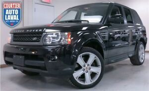 2011 Land Rover Range Rover HSE - EXT. LEATHER - 360 CAM - DVD -
