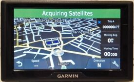 """NEW! 5"""" GARMIN Drive 50 LM - Lifetime MAP Updates for ALL WESTERN EUROPE, UK & Ireland (no offers!)"""