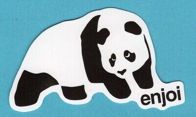"""Enjoi 80/'s Head Skateboard Sticker 3.75/"""""""