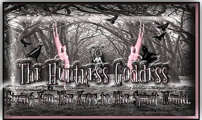 The Huntress Goddess