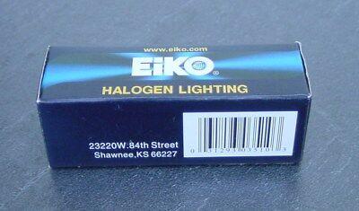 EIKO Halogenlampe JC12V20 W - 12V 20W G4 - Stiftsockellampe - Jc G4 Sockel