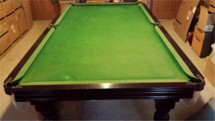 3/4 size Billiard and Snooker table Warriewood Pittwater Area Preview