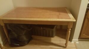Large Dining Table (No chairs)
