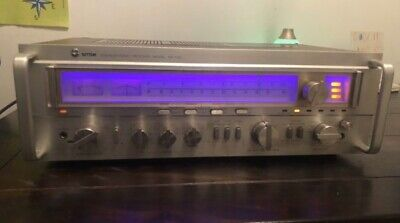 Setton RS-440 Vintage 1977 Monster Receiver - Serviced And Ready To Rock