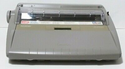 Brother Sx-4000 Electronic Typewriter Lcd Display Free Local Pick Up In S. Fl.