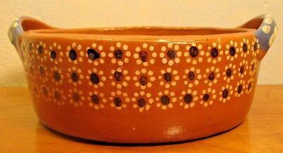 southwest style serving bowl