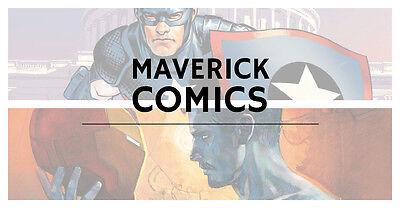 Maverick Comics N Collectibles