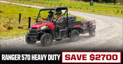 RANGER 570 HD EPS ** SAVE $2700 Fulham West Torrens Area Preview