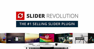 Slider Revolution Premium Wordpress Slider Plugin