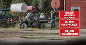 POLARIS RANGER DIESEL 1000 HD EPS - PHONE FOR CURRENT PRICING Fulham West Torrens Area Preview