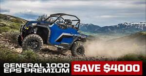 Polaris GENERAL™ 1000 EPS PREMIUM - PHONE FOR CURRENT PRICING Fulham West Torrens Area Preview