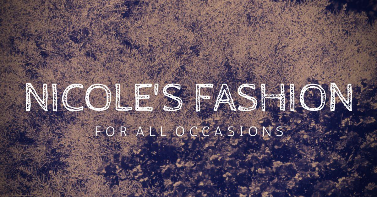 Nicole s Fashion