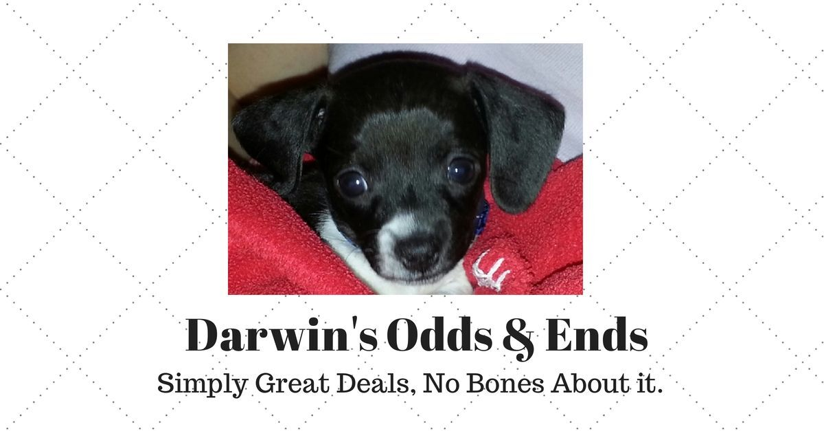 Darwin's Odds and Ends