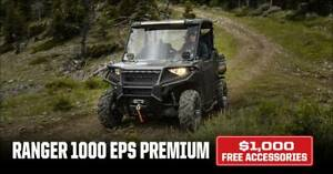 POLARIS RANGER 1000 EPS PREMIUM - Call for current pricing Fulham West Torrens Area Preview