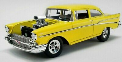 1957 Chevrolet PRE-ORDER Hollywood Knights Tribute Ed. ACME 1:18 Diecast LE MIB