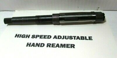 Adjustable Hand Reamer 1516 To 1-116