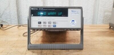 Hpagilent Symmetricom 58503b Gps Time And Frequency Reference Option H02 3