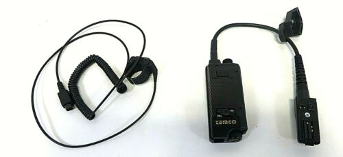 Temco Voiceducer Tow Way Communication Device RD - 4040 -Free Shipping
