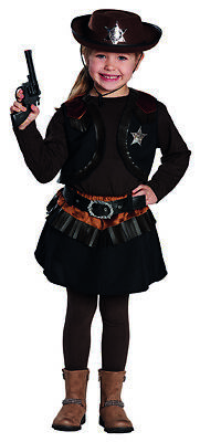 Little Cowgirl Western Costume for Girls - Cowgirl Costumes For Teens