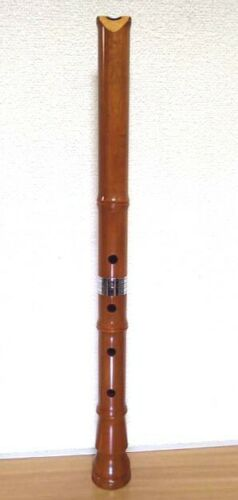 SHAKUHACHI TOZAN-RYU  SHOTOU Flute Traditional Instrument 54cm(21.3 in.) tuned D