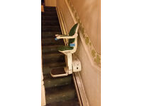Stairlift Excellent Condition.