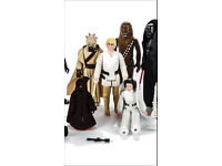 Vintage Star Wars figures and ships wanted loose or boxed