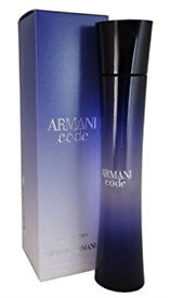 Armani Code 75ml Perfume Brand New & Still Sealed RRP £56 will accept £40 🐣Cheap Easter Gift🐣
