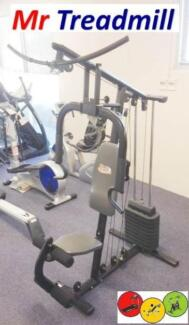 HOME GYM Body Strength | SERVICED | WARRANTY | Mr Treadmill Hendra Brisbane North East Preview